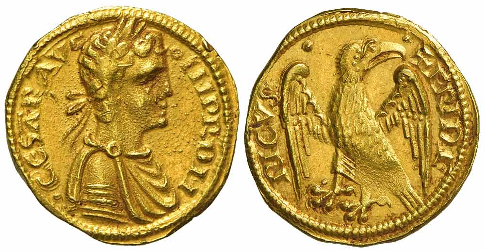 Italy-A-Regional-Mints-Brindisi-Federico-II-Imperatore-Augustale-doro-nd-Gold